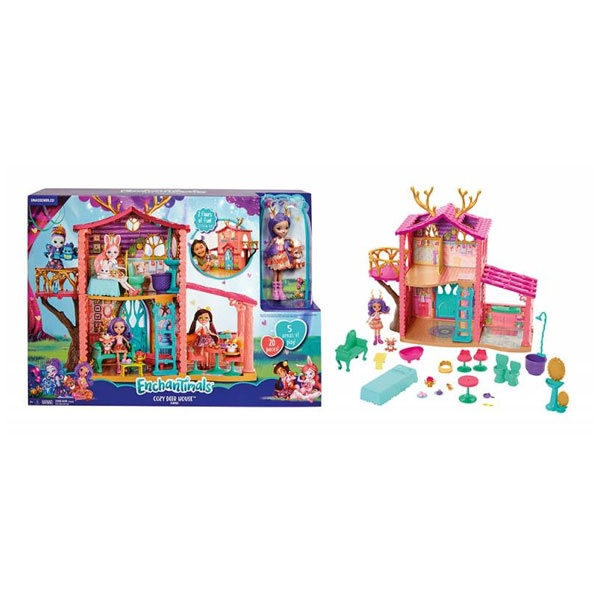 Enchantimals Reg Spielset