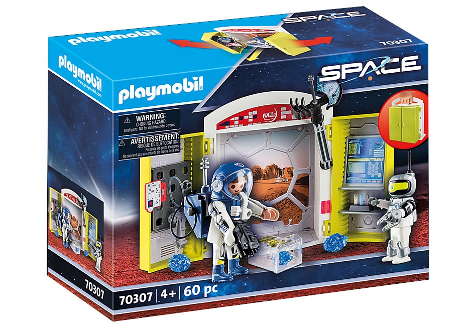 Playmobil 70307 Spielbox In der Raumstation
