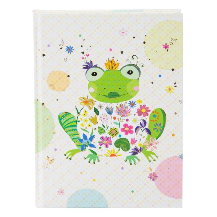 Goldbuch Turnowsky Notizbuch Happy Frog A5