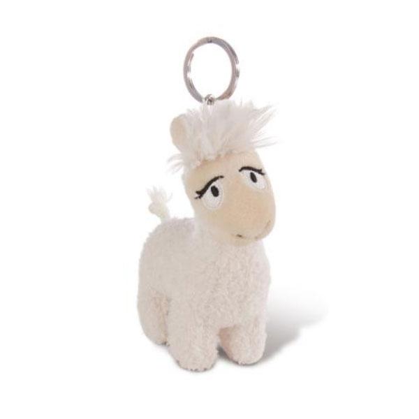 Nici Schlüsselanhänger Lama Dalia 10cm
