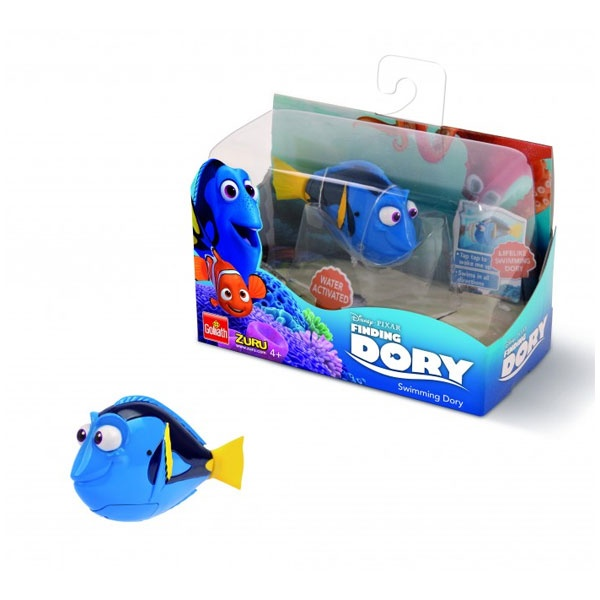Finding Dory - schwimmende Dory