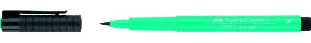 Faber Castell Pitt artist pen cobalt green 156