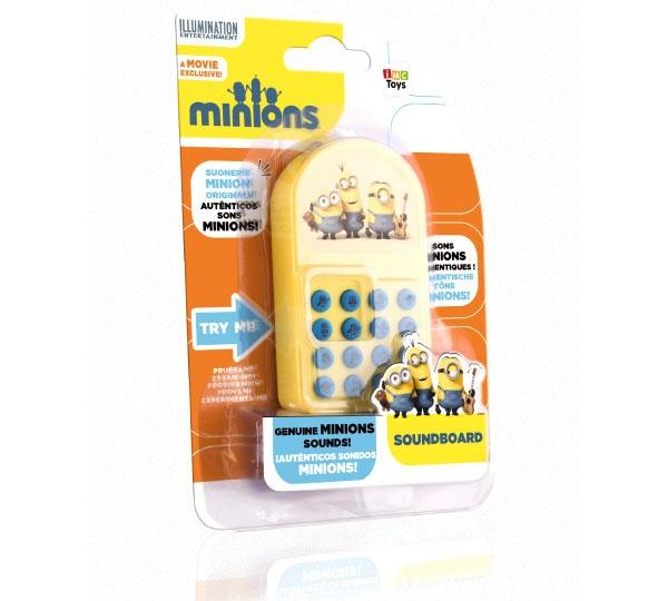 Minions Sound Board