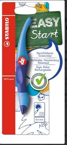 Stabilo Easy original Tintenroller Start  blau rechts