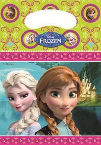 Partytüten Disney Frozen Die Eiskönigin 6 Stück