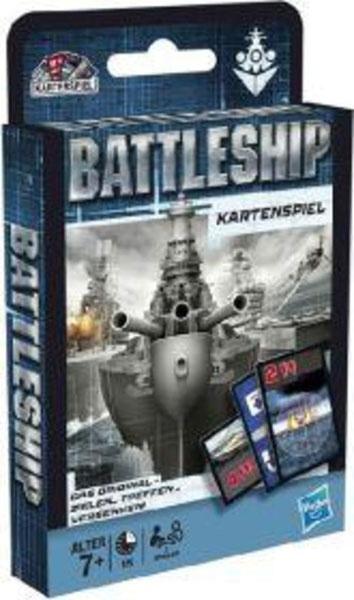 Battleship-Kartenspiel Versenke die Flotte
