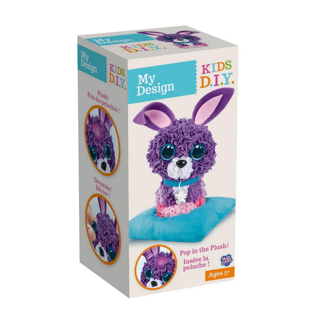 PlushCraft My Design 3D Rabbit Hase