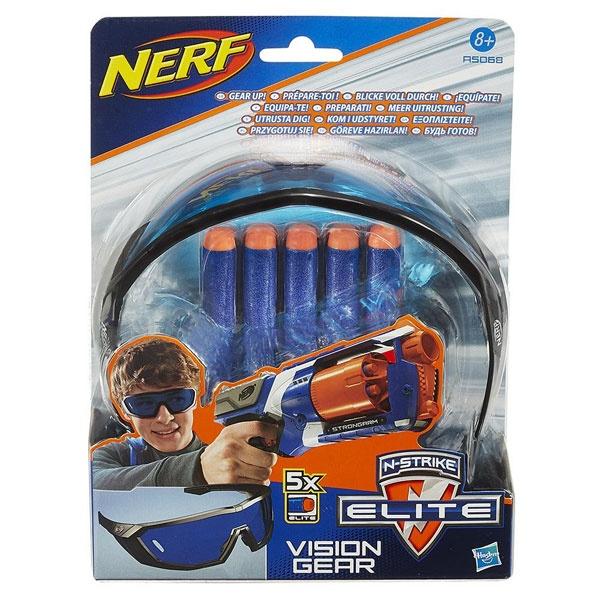Nerf Elite Brille + 5 Darts von hasbro