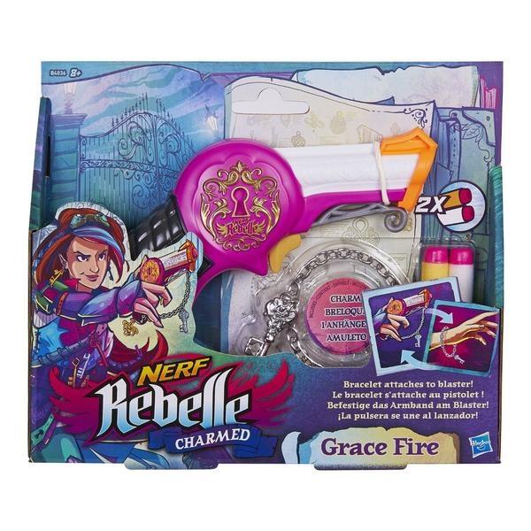 Nerf Rebelle Charmed Grace Fire