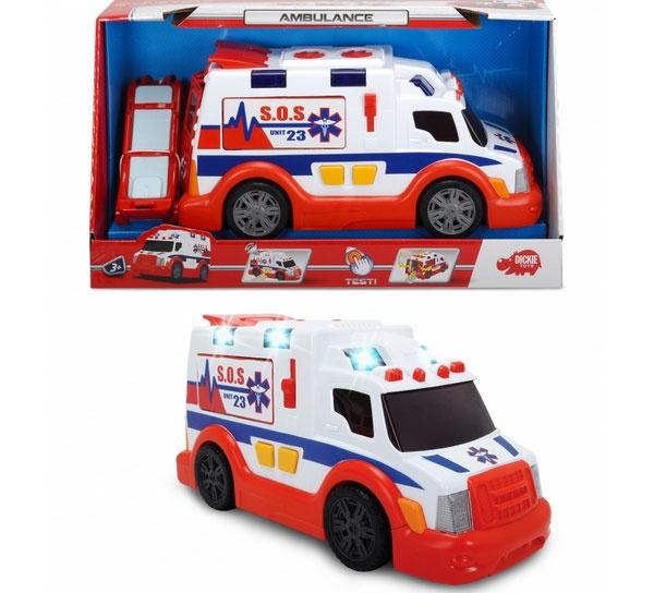 Ambulance Krankenwagen 33 cm