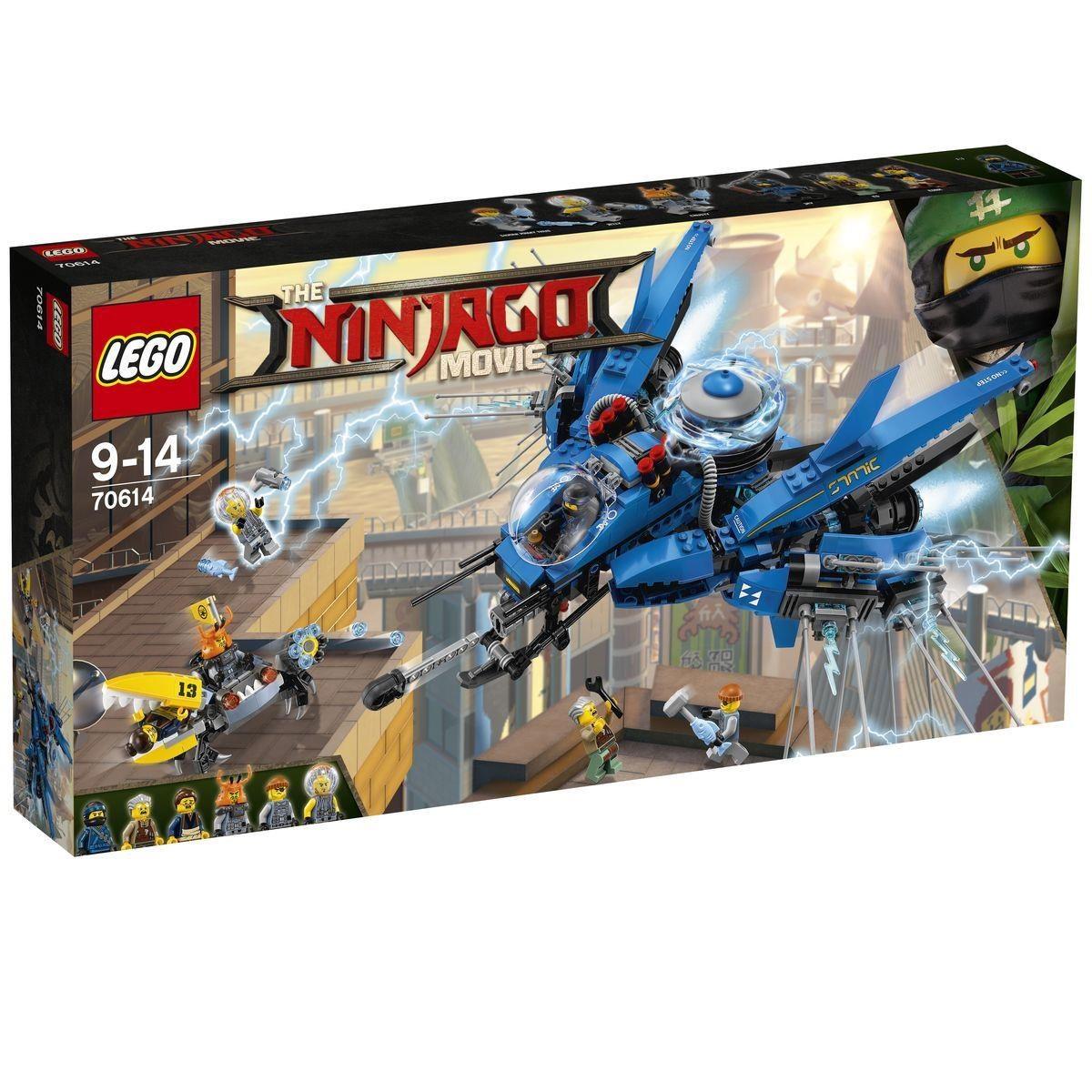 Lego Ninjago Movie 70614 Jay´s Jet-Blitz