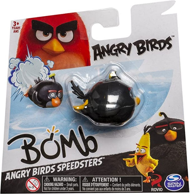 Angry Birds Speedsters Bomb