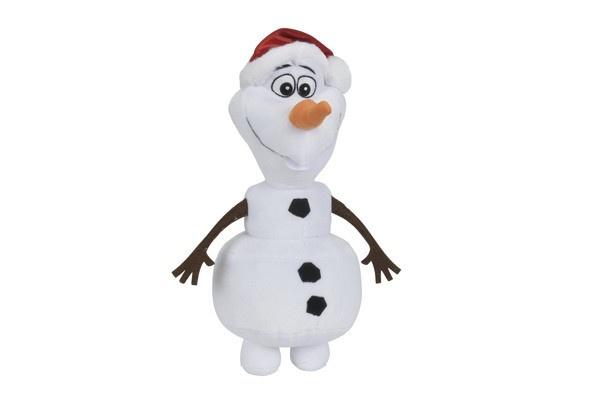 Disney Die Eiskönigin Schneemann Olaf mit Mütze Weihnachten