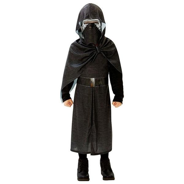 Kostüm Star Wars EP7 Kylo Ren Deluxe 13-14 Jahre