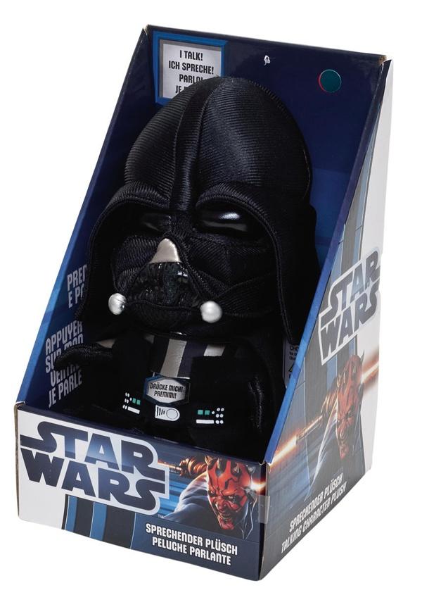 Star Wars Darth Vader Püschfigur sprechend