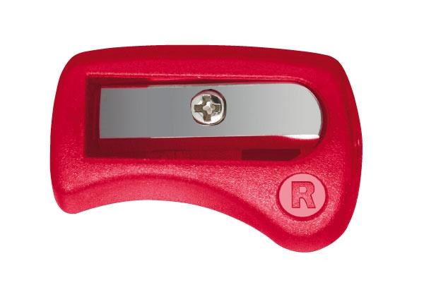 Stabilo Anspitzer Easy ergo 3.15 R rot