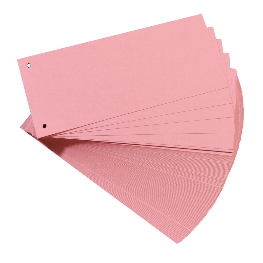 Trennstreifen 100er rosa