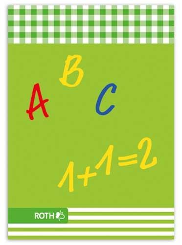 Muttiheft Vatiheft Hurra Schule A6 ABC von Roth