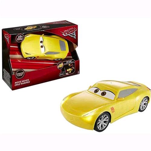 Disney Cars Sprechender Rennhelde Cruz Ramirez von Mattel