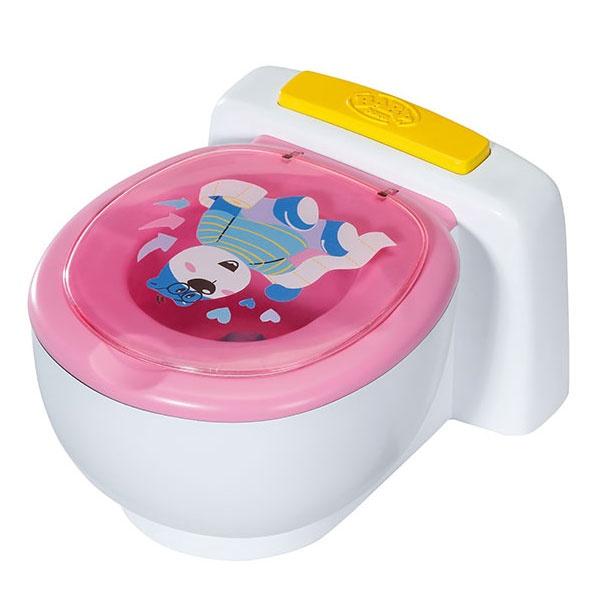 BABY born Bath Toilette 43cm