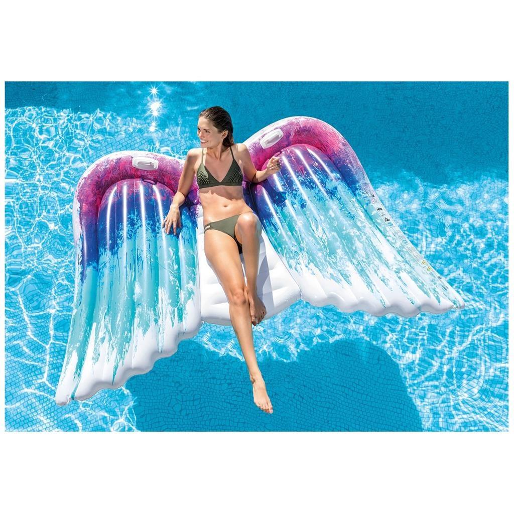 Luftmatratze Engelsflügel Angel Wings