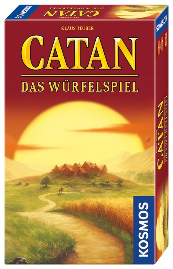 Die Siedler von Catan Das Würfelspiel von Kosmos