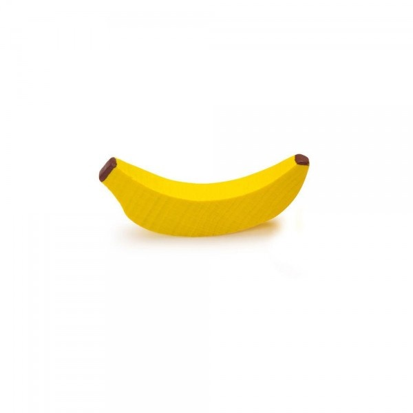 Erzi Kaufladen Zubehör Banane aus Holz