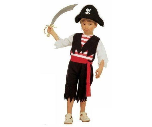 Kostüm Pirat Gr. 110