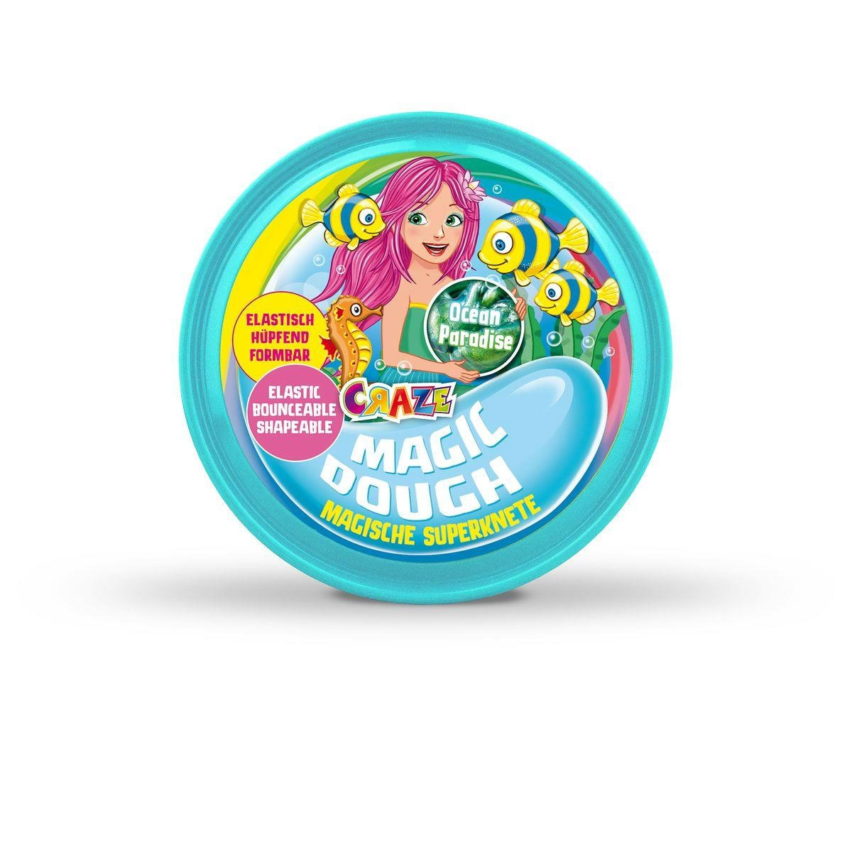 Magische Knete Magic Dough Mermaid Meerjungfrau von Craze