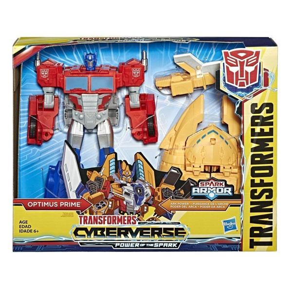 Tranformers Cyberverse Ark Power Optimus Prime