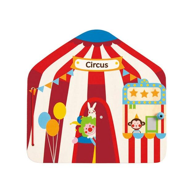 Hape Magnetisches Zirkusbuch