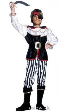 Kostüm Pirat 140