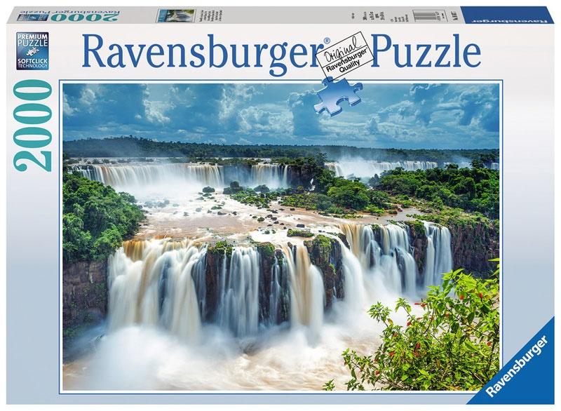 Ravensburger Puzzle Wasserfälle von Iguazu Brasilien 2000 T