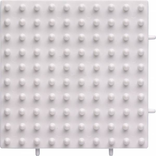 Hama Bügelperlen Maxi-Stiftplatte Kleines Quadrat