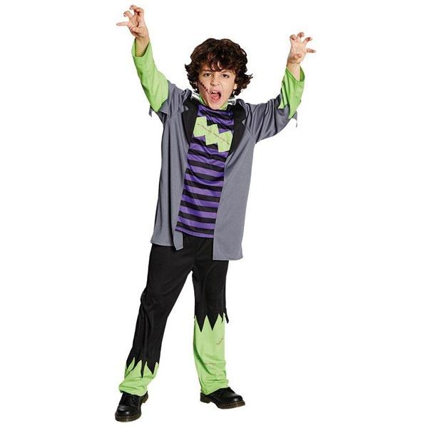 Kostüm Funky Monster Gr.128
