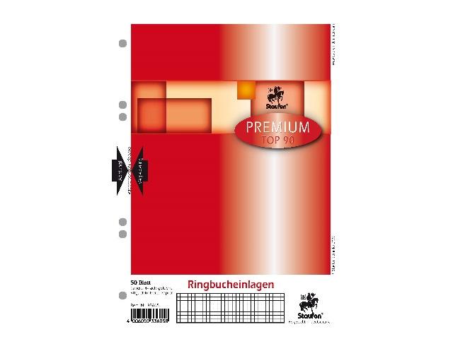 Staufen Ringbucheinlagen A5 kariert