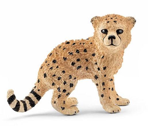 Schleich Wildlife Gepardenbaby 14747