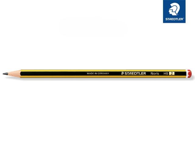 Bleistift Noris 2B (0)