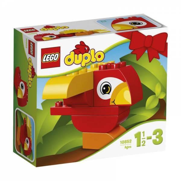 Lego Duplo 10852 Mein erster Papagei