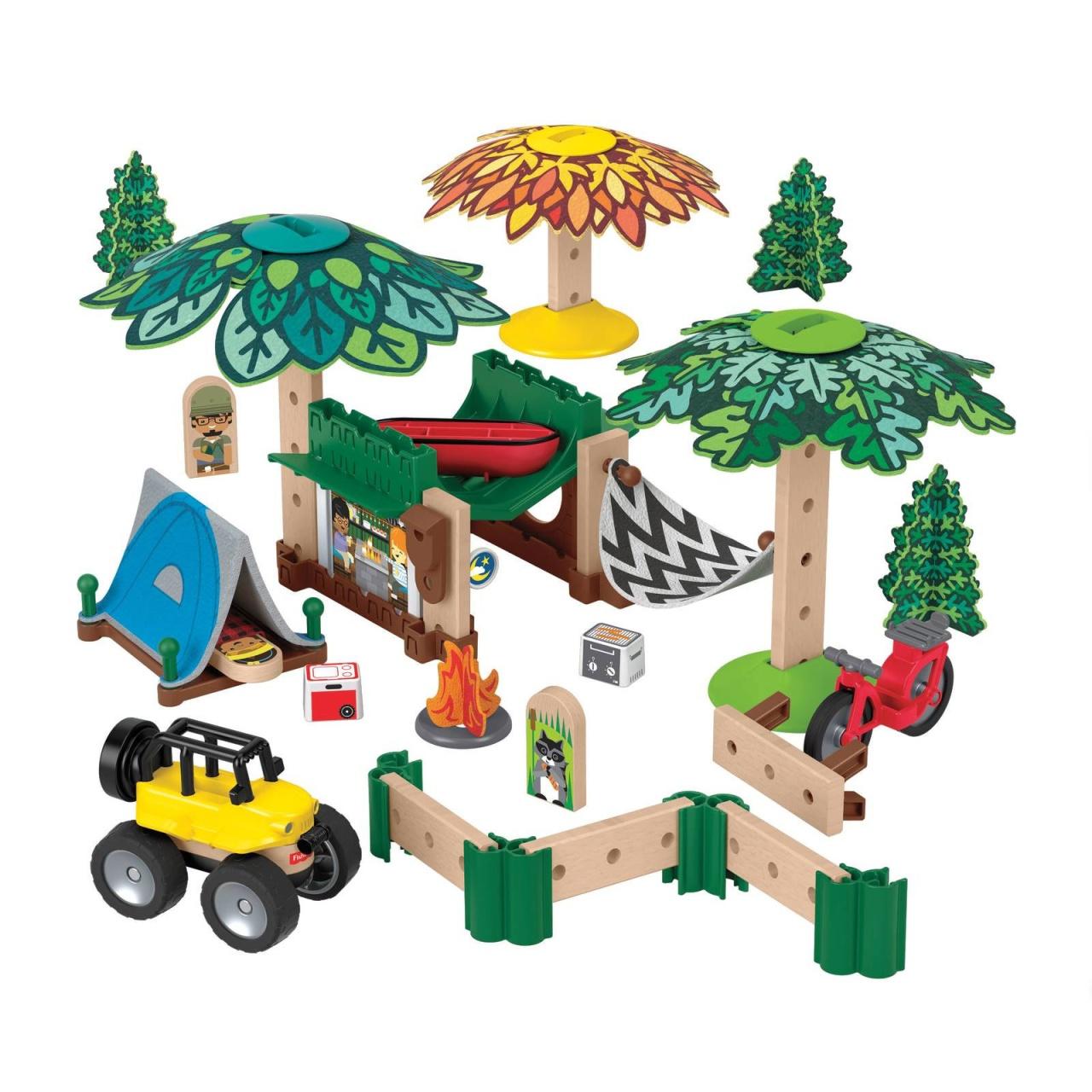Fisher-Price Wunder Werker Campingplatz