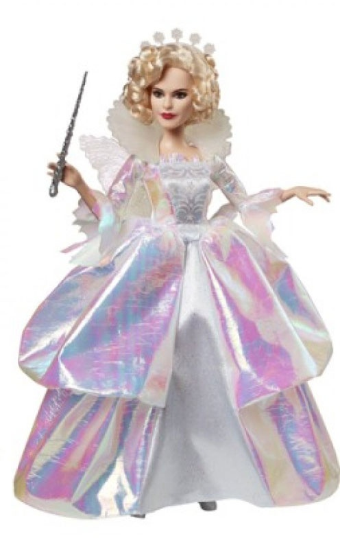 Disney Cinderella Puppe Gute Fee