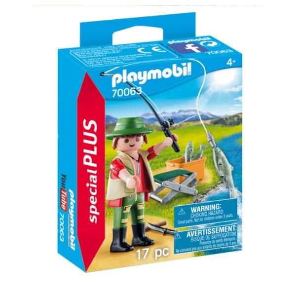 Playmobil 70063 Spezial Plus Angler