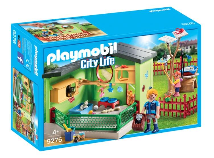 Playmobil 9276 City Life Katzenpension