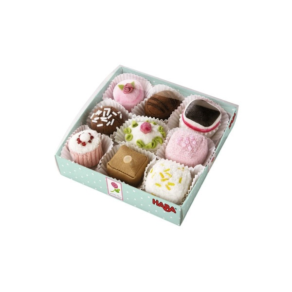 Petit Fours 9er Set