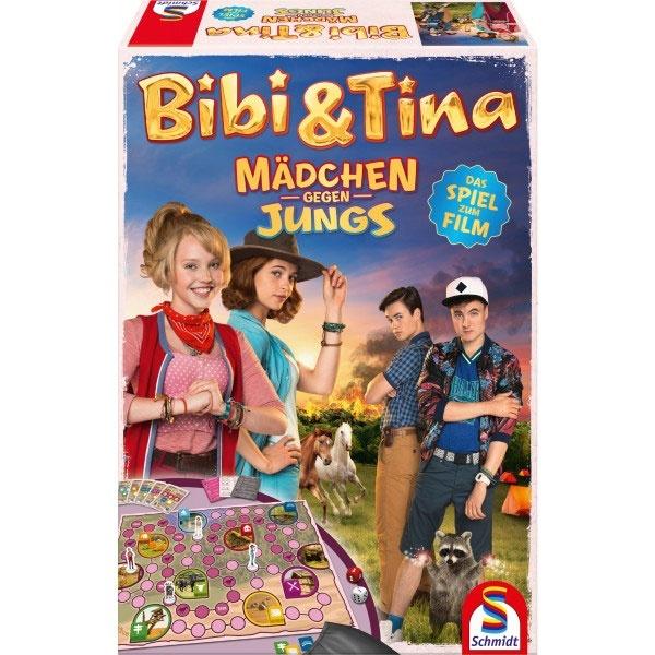 Bibi & Tina Mädchen gegen Jungs Das Spiel zum Film 3
