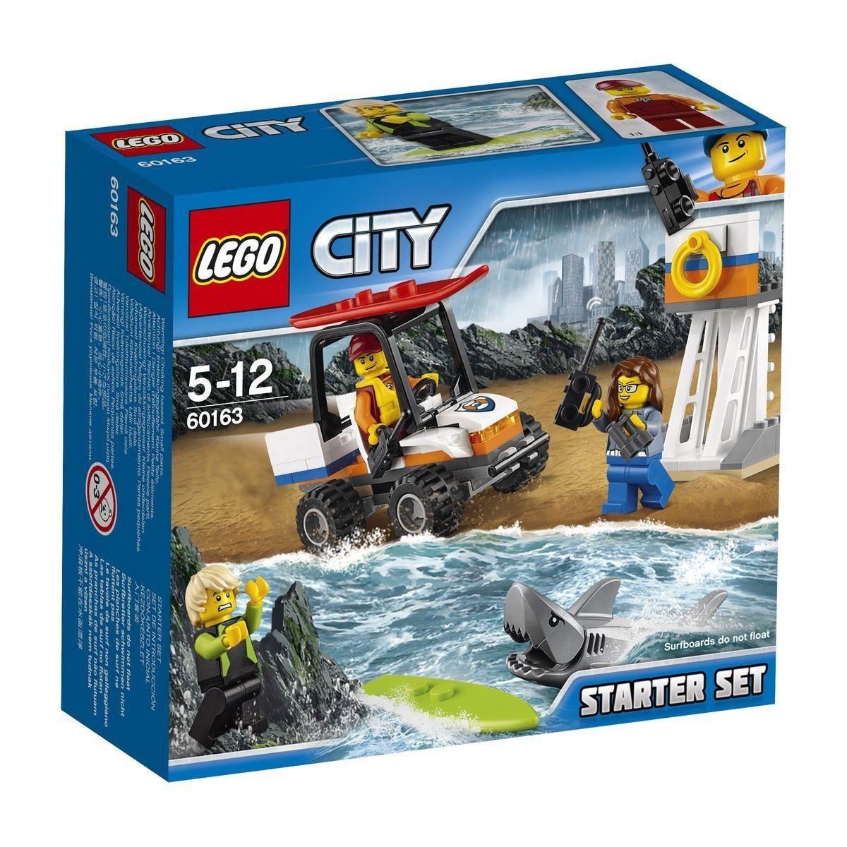 Lego City 60163 Küstenwache-Starter-Set
