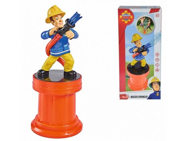 Feuerwehrmann Sam Gartensprenkler Wasser Sprinkler