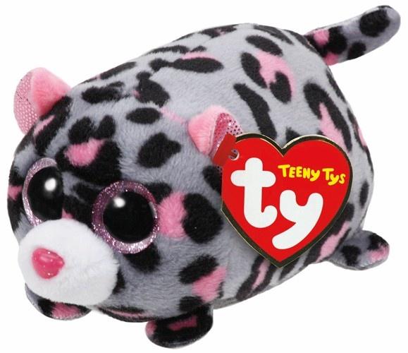 Teeny Tys Leopard Miles 10 cm