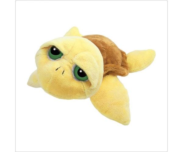 Suki Schildkröte Pebbles braun/gelb XL