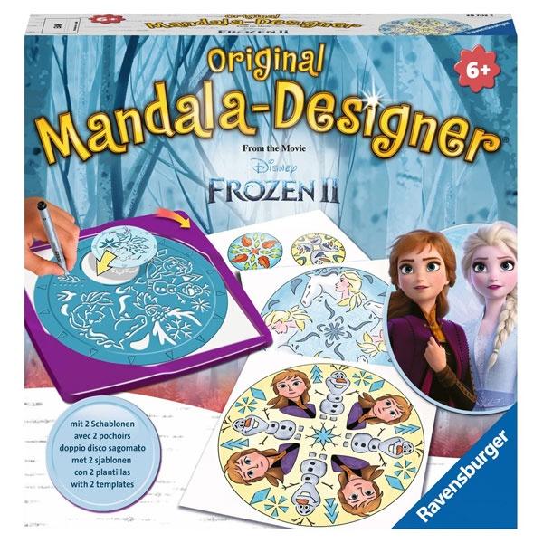 Frozen II Mandala -Designer von Ravensburger
